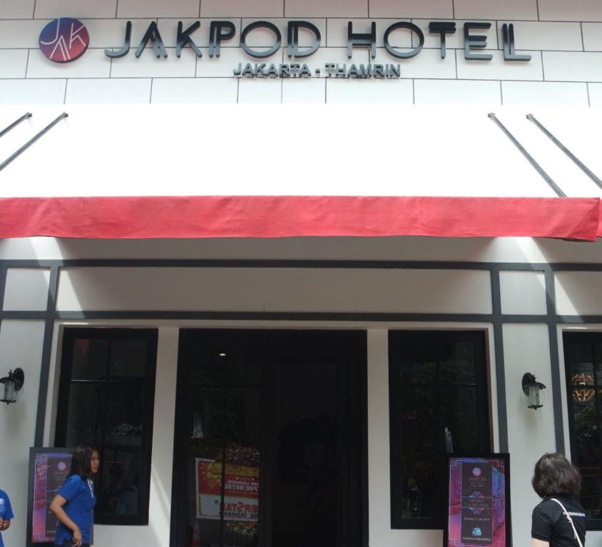 JAKPOD Hotel